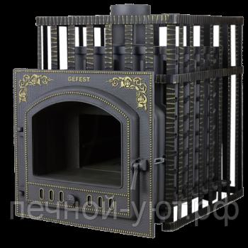 Печь банная Гефест, ПБ-01ПС-ЗК